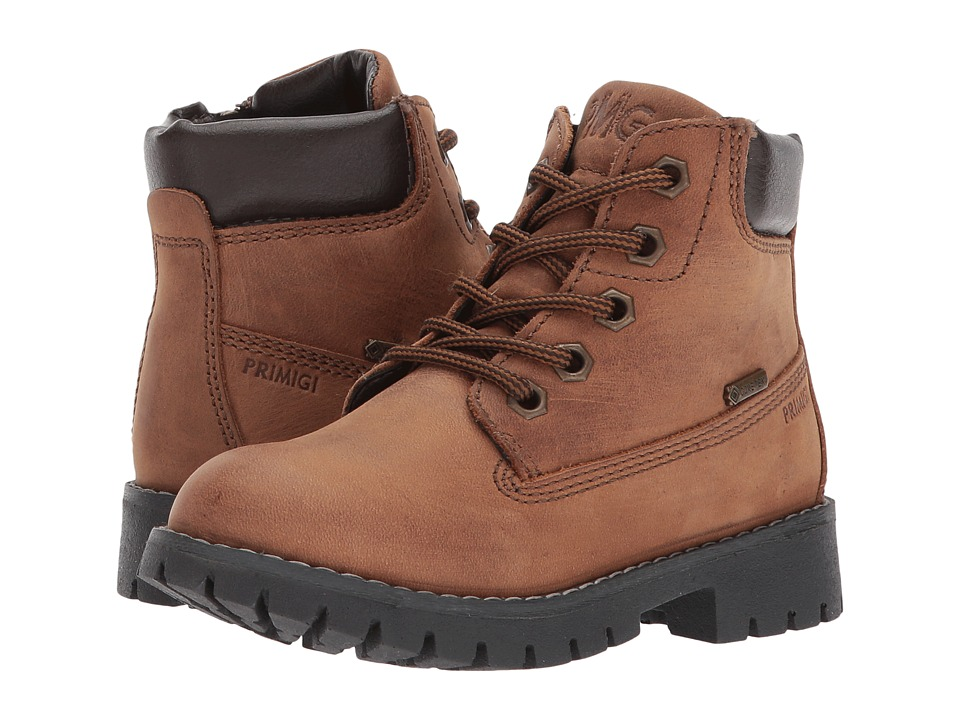 Primigi Kids PRKGT 8660 (Toddler/Little Kid) (Brown) Boy's Shoes