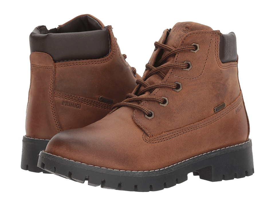 Primigi Kids PRKGT 8660 (Little Kid) (Brown) Boy's Shoes