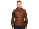 Scully Noah Soft Like Butta Leather Ribbed Vest