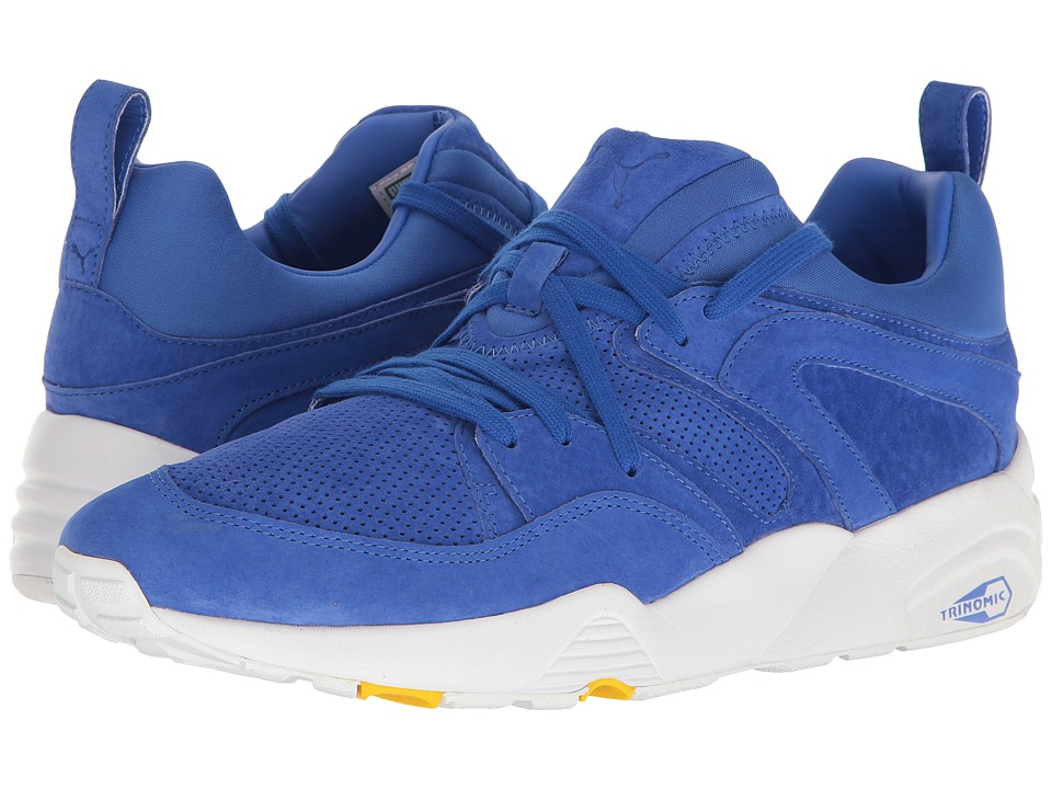 PUMA Blaze of Glory MJRL FM (Puma Royal/Dandelion/Puma White) Men