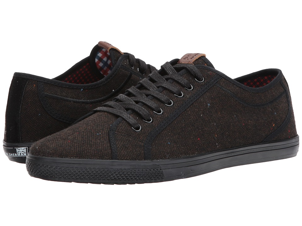 Ben Sherman Chandler Lo (Brown Wool) Men