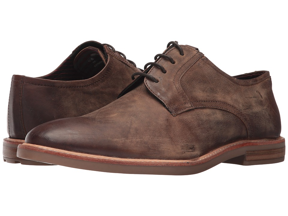 Ben Sherman - Birk Plain Toe Distressed