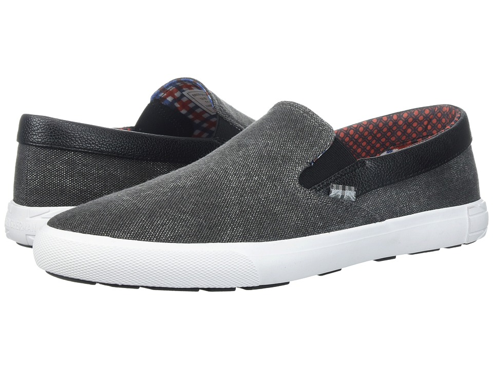 Ben Sherman Pete Slip-On (Black) Men