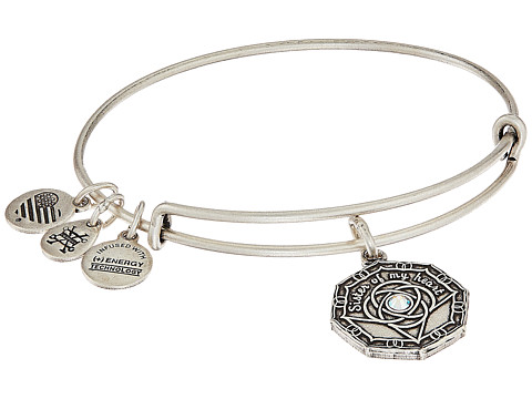 Alex and Ani Mother of the Bride Bangle - Rafaelian Silver