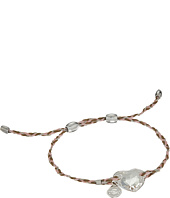 Alex and Ani - Precious Threads - Crystal Heart Bracelet