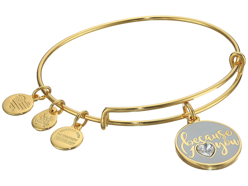 Alex and Ani Alex and Ani - Color Infusion - Because I Love You Bangle
