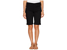 NYDJ Petite - Petite Briella Shorts in Black