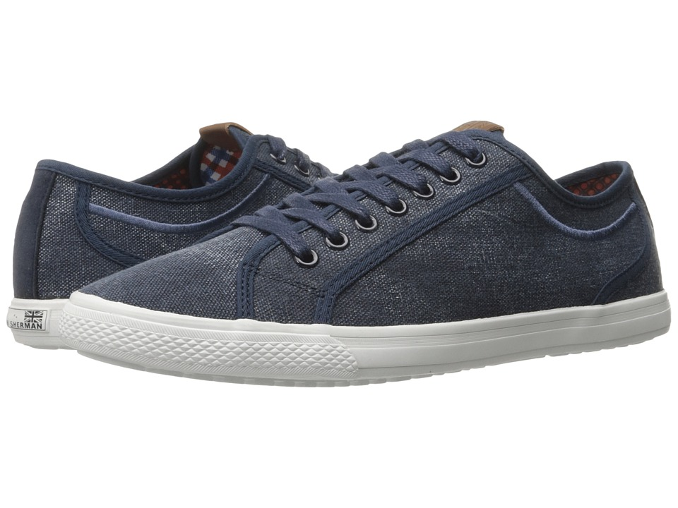 Ben Sherman Chandler Lo (Navy) Men