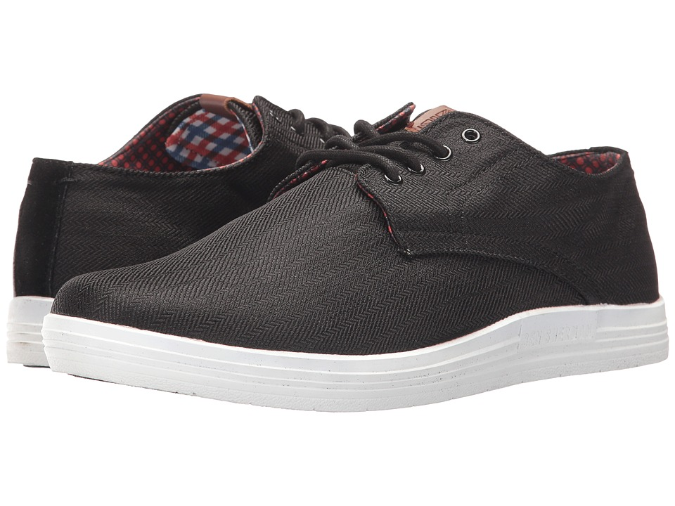 Ben Sherman Payton (Black Herringbone) Men