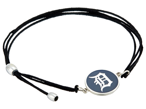 Alex and Ani Detroit Tigers Kindred Cord Bracelet - Sterling Silver