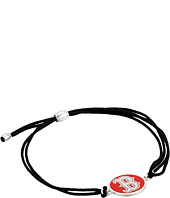 - Boston Red Sox Kindred Cord Bracelet  Silver