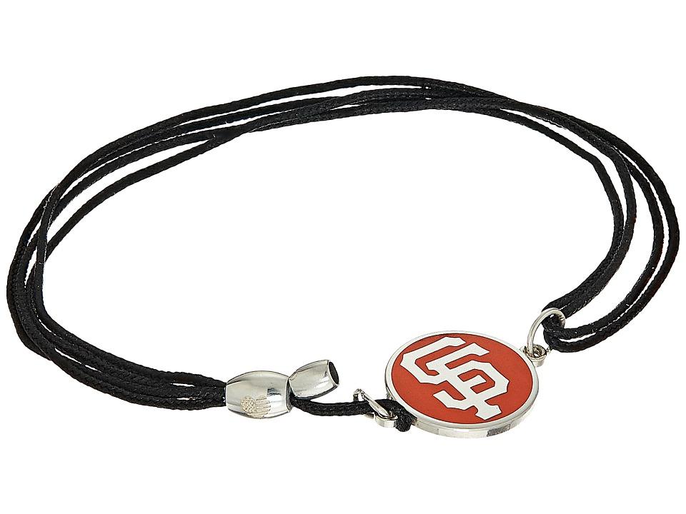 Alex and Ani - San Francisco Giants Kindred Cord Bracelet (Sterling Silver) Bracelet