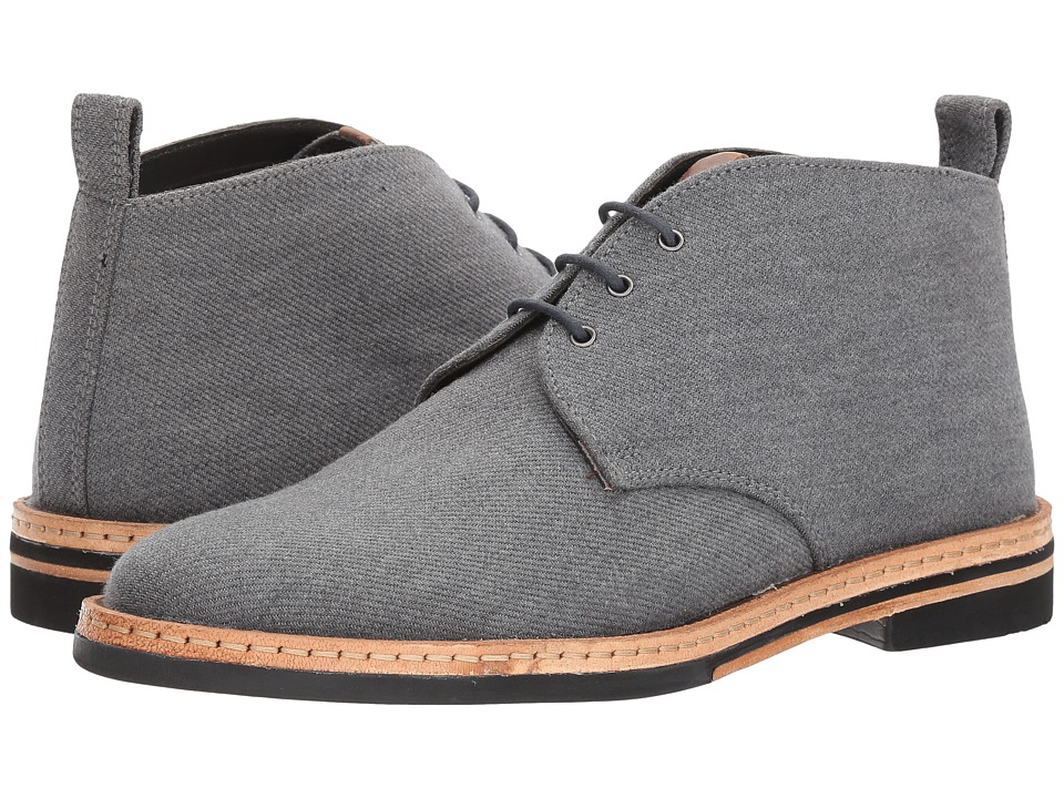 Ben Sherman Julian Chukka (Grey Wool) Men