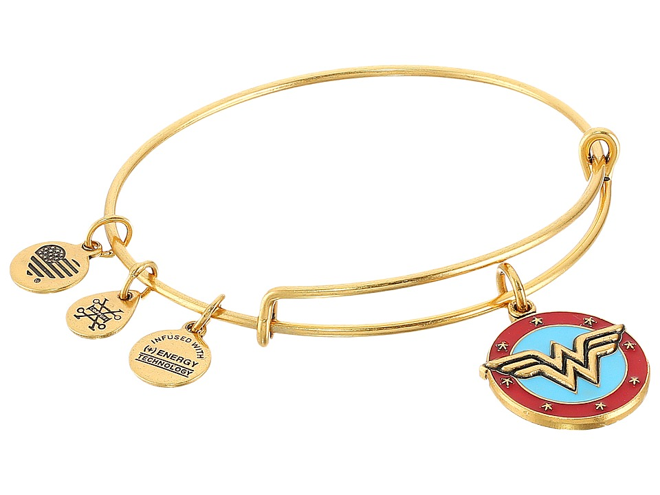 Alex and Ani Alex and Ani - Wonder Woman Logo Bangle