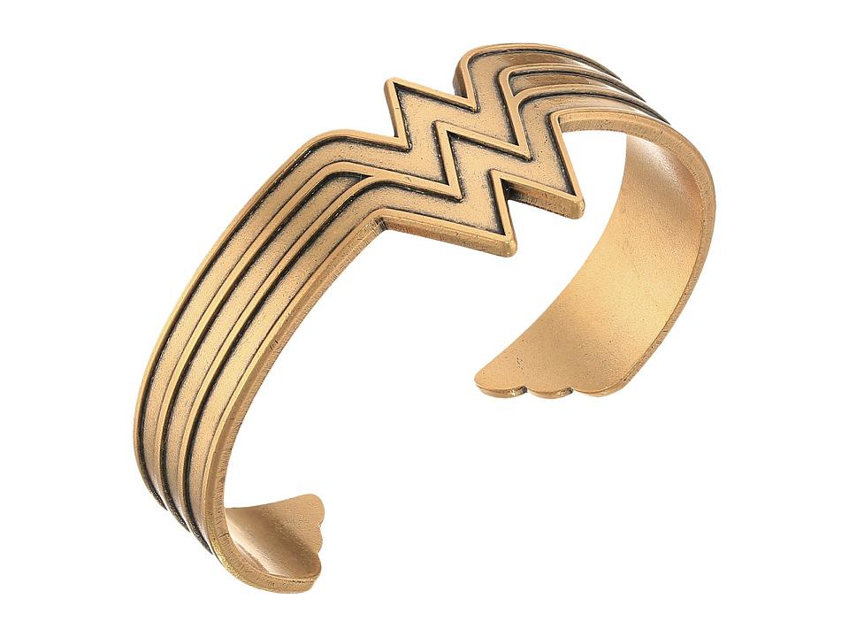 Alex and Ani - Wonder Woman Cuff Bracelet