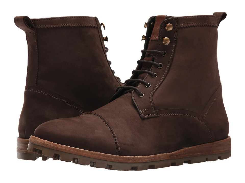 Ben Sherman Andrew Tall Boot (Brown) Men