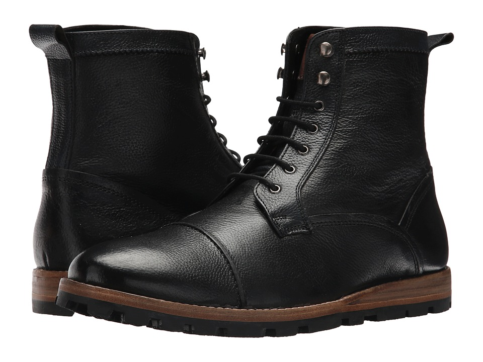 Ben Sherman Andrew Tall Boot (Black) Men