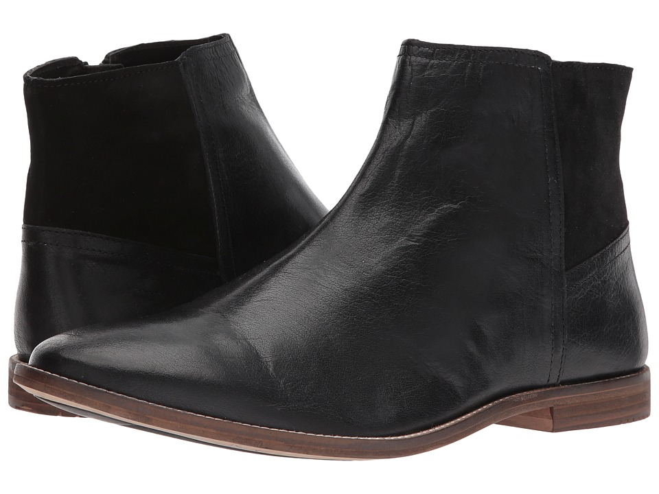 Ben Sherman Gaston Zip Boot (Black) Men