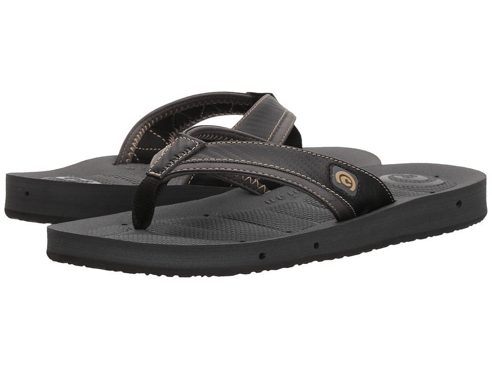 Cobian - Draino 2 (Carbon) Men's Sandals