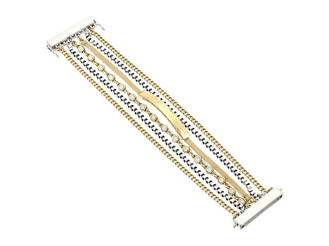 Lucky Brand Lucky Layer Bracelet III - Two-Tone
