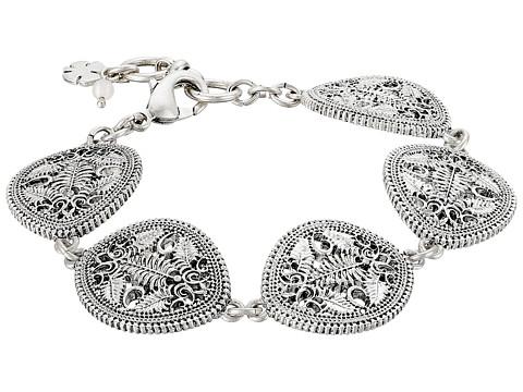 Lucky Brand Openwork Link Bracelet II - Silver