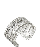 Lucky Brand - Openwork Wide Cuff Bracelet