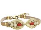Lucky Brand - Leather Coral Bracelet