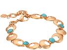 Lucky Brand - Turquoise Link Bracelet III