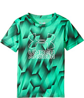 Under Armour Kids - Sandstorm Big Logo Tee (Toddler)
