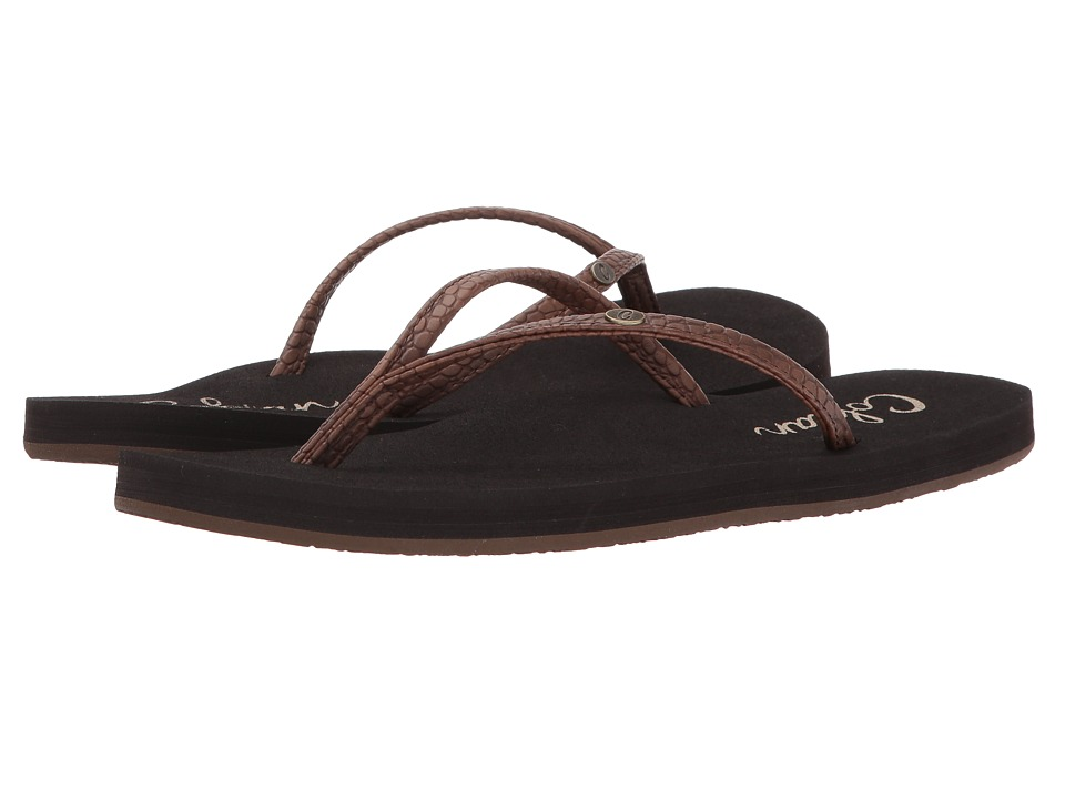Cobian Nias Bounce (Chocolate) Sandals