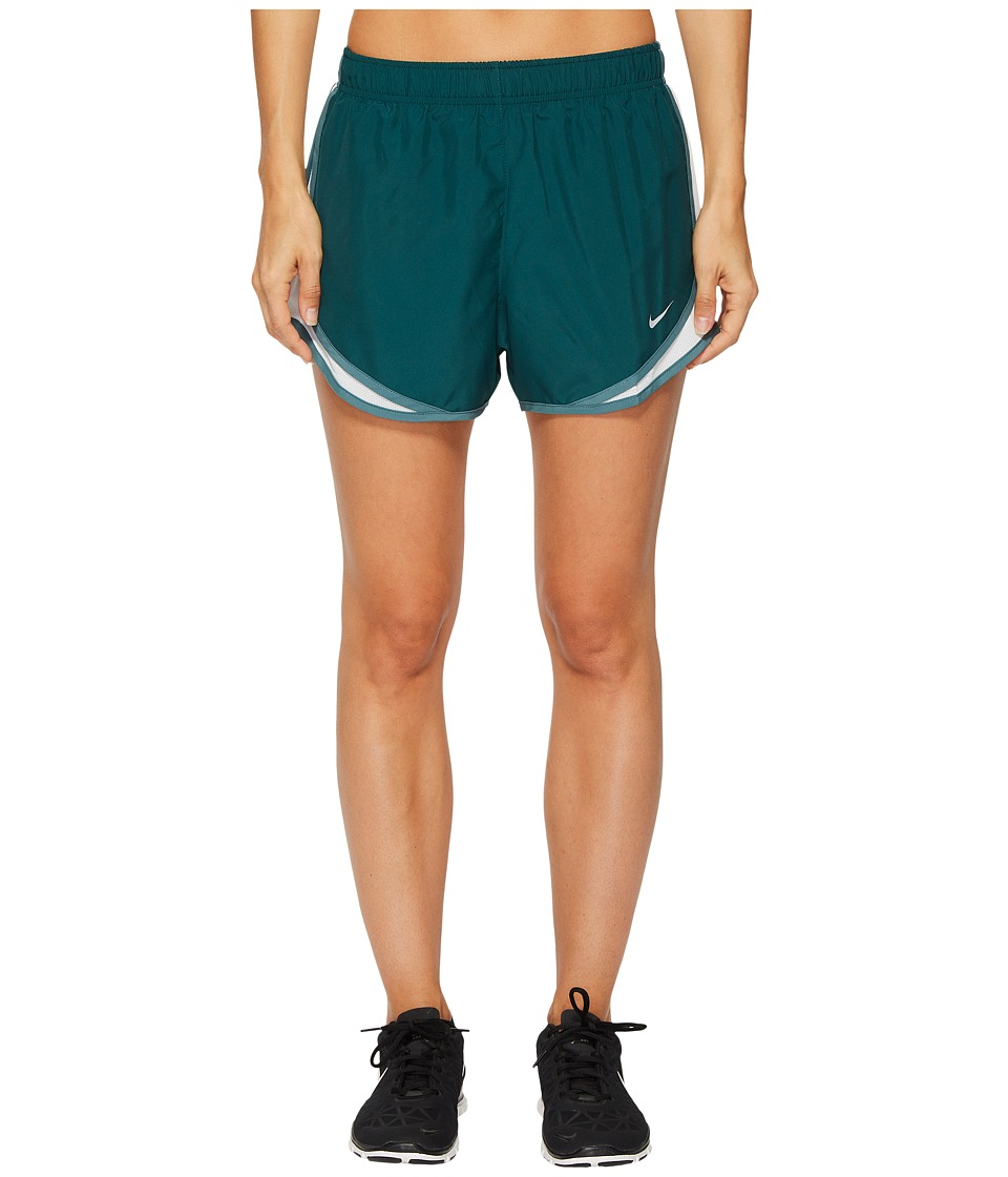 Nike Dry Tempo Short (Dark Atomic Teal/Pure Platinum/Wolf Grey) Women