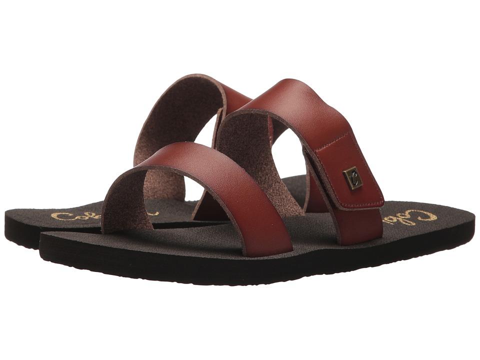 Cobian - Siesta (Brown) Women's Sandals