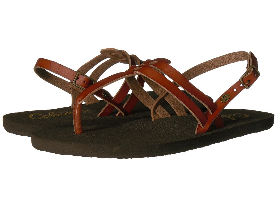 Cobian - Tica (Tan) Women's Sandals