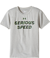 Under Armour Kids - Serious Speed Tee (Little Kids/Big Kids)