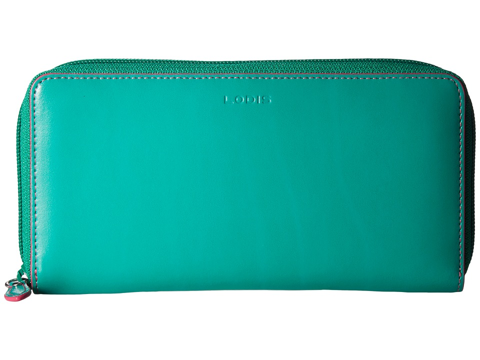 Lodis Accessories - Audrey Ada Zip Wallet