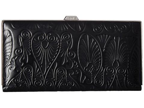 Lodis Accessories Denia Quinn Clutch Wallet - Black