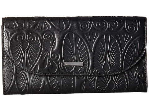 Lodis Accessories Denia Cami Clutch Wallet - Black