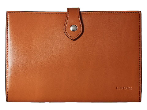 Lodis Accessories Audrey Chrissy Convertible Wallet On A String - Toffee