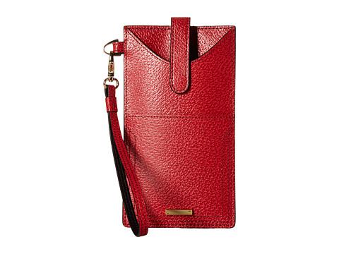 Lodis Accessories Stephanie Under Lock & Key Ingrid Phone Wallet - Red