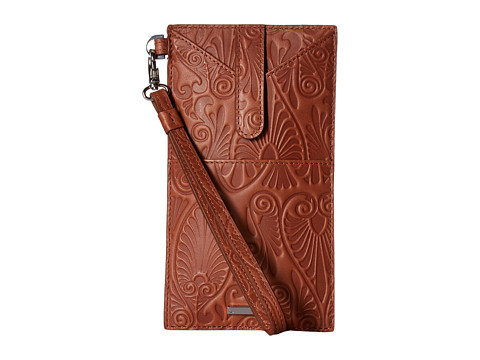 Lodis Accessories Denia Ingrid Phone Wallet - Toffee