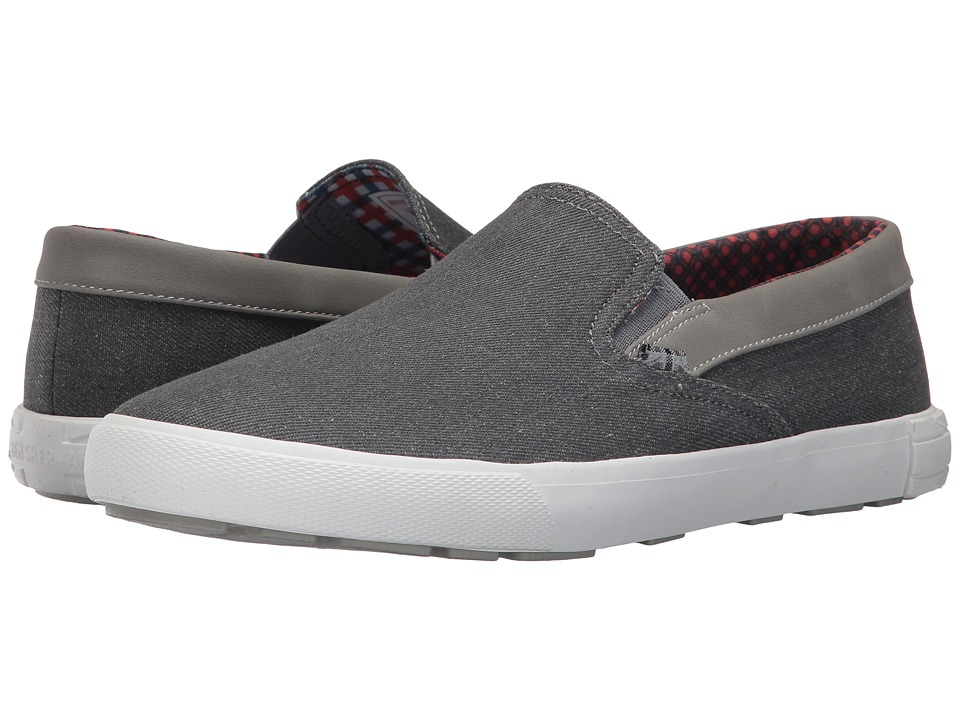 Ben Sherman Pete Slip-On (Grey) Men