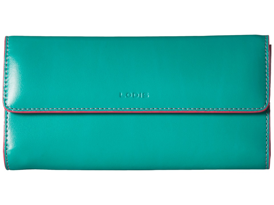 Lodis Accessories - Audrey Checkbook Clutch