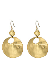 Lucky Brand - Organic Circle Drop Earrings