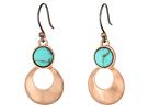 Lucky Brand - Turquoise Earrings II