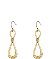 Lucky Brand - Hoop Drop Earrings