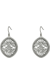 Lucky Brand - Openwork Drop Earrings II