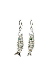 Lucky Brand - Fish and Hook Earrings