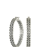 Lucky Brand - Openwork Hoop Earrings III