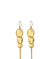 Lucky Brand - Organic Triple Circle Linear Earrings