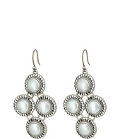 Lucky Brand - Small Pearl Chandelier Earrings